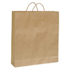 BB03/100 - Medium Brown Paper Bag - Box of 100