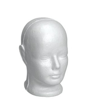 B7515WH - Child Foam Display Head - 230mm High - White