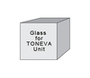 TONEVAGlass - 5 mm Tempered Glass for TONEVA Unit