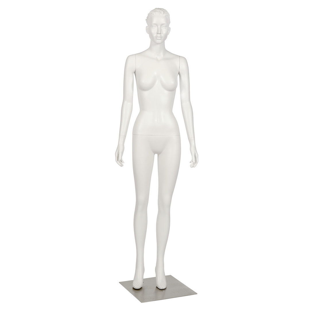 B9412WH - Fibreglass Female Mannequin
