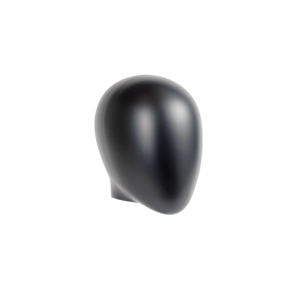 B9436BK - Abstract Head to suit Plastic Female Mannequins