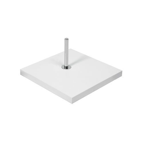 B7602WH - Base For Torso Or Busts with Spigot & 900mm Pole