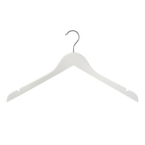 H2642WH - Slimline Flat Wishbone Timber Hanger with Notches